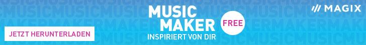 Music Maker - Die kostenlose Vollversion